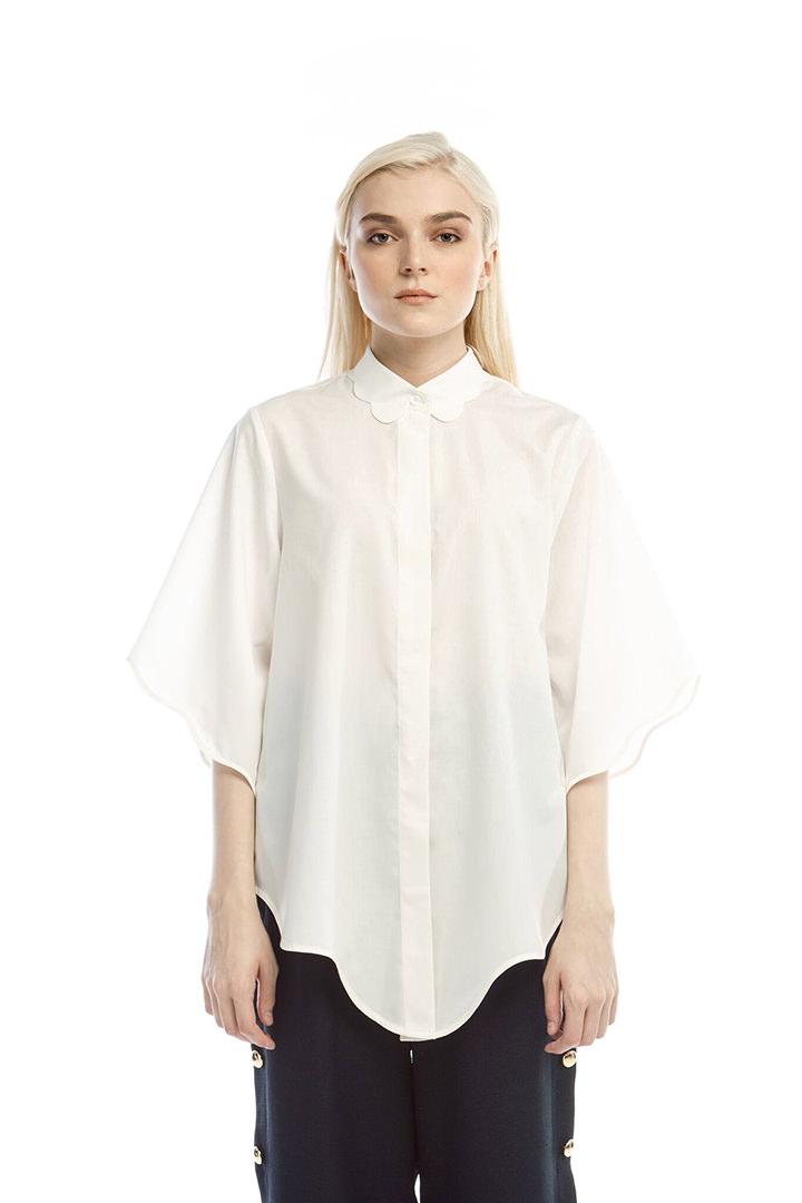 White Orleans Shirt