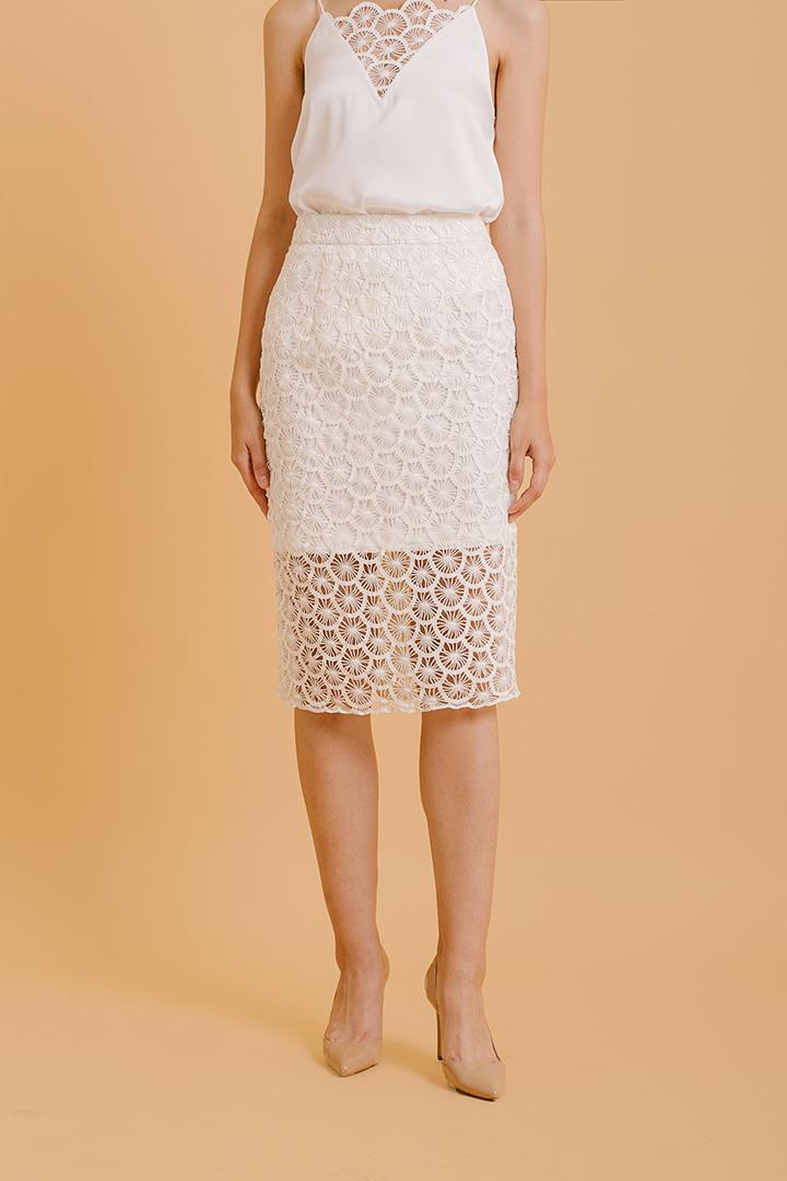 Vanilla Iris Skirt
