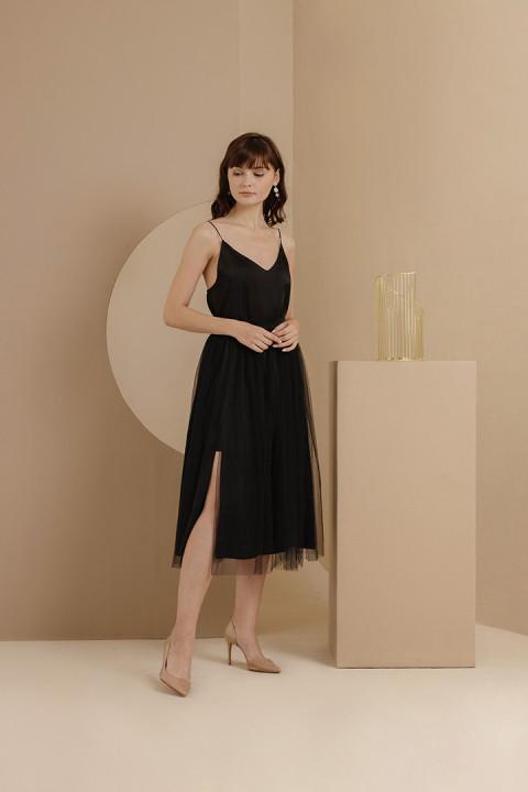 Black Kenny Skirt
