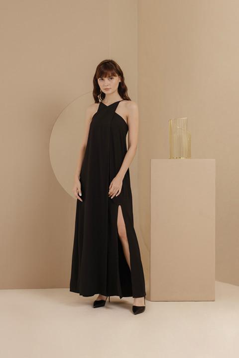 Black Chloe Dress