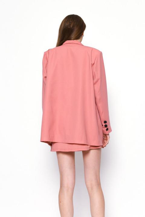 Candy Pink Jane Jacket