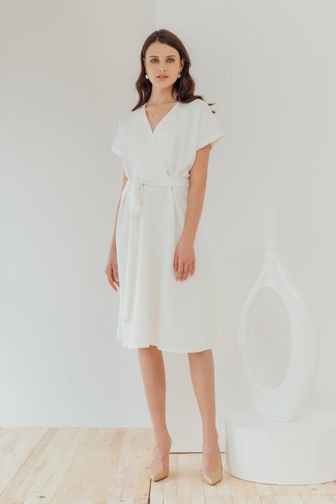Vanilla Teva Dress