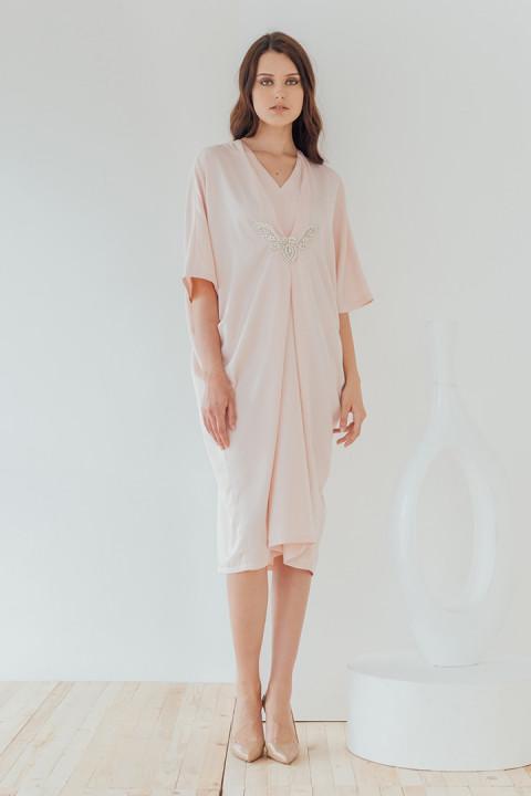Blush Aliya Dress