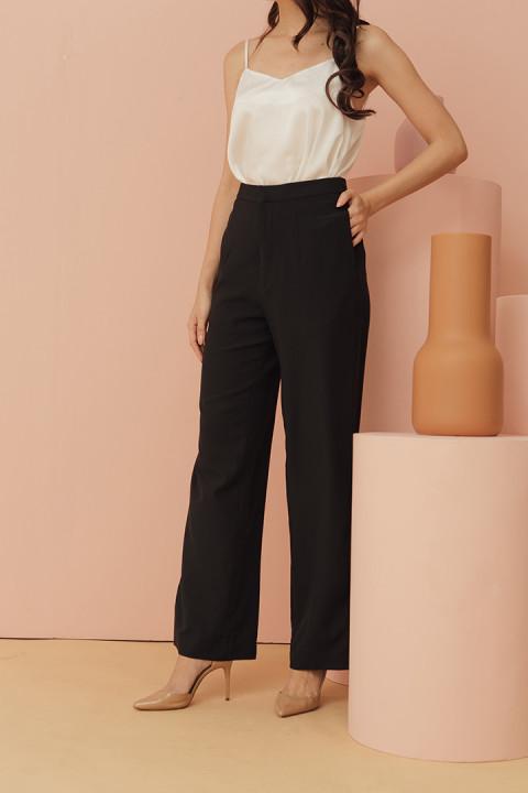 Black Piper Pants