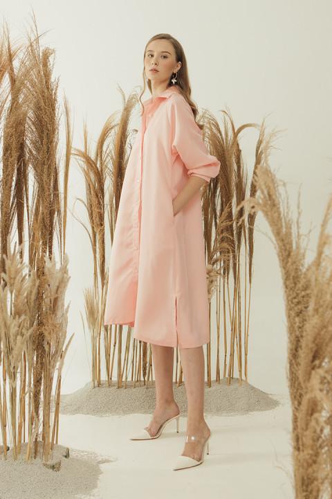 Pink GWEN Dress