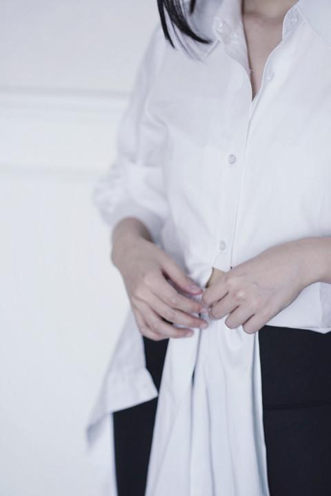 White AUGUST Dress