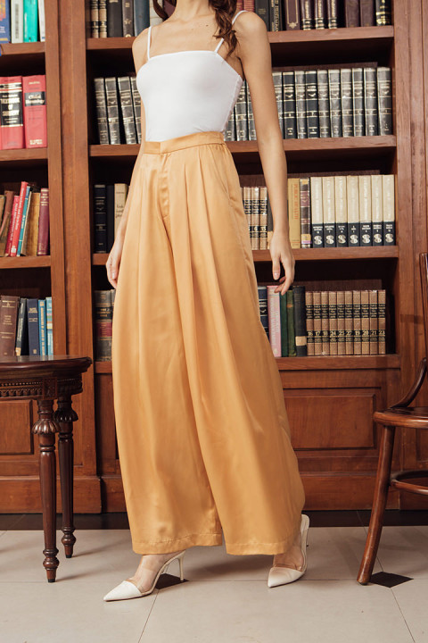 Gold NORD Pants