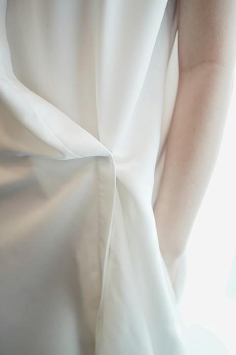 White Anais Dress
