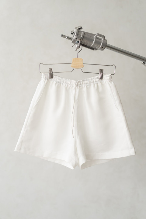 White Alice Shorts