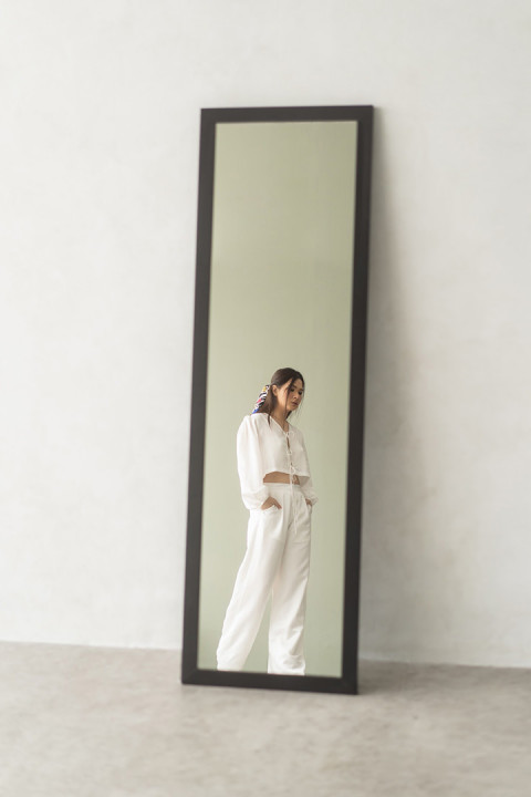 White Andes Pants