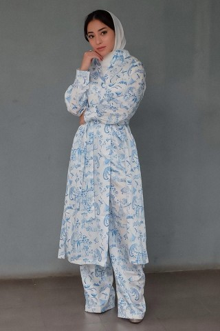 Chinoiserie YUAN Dress