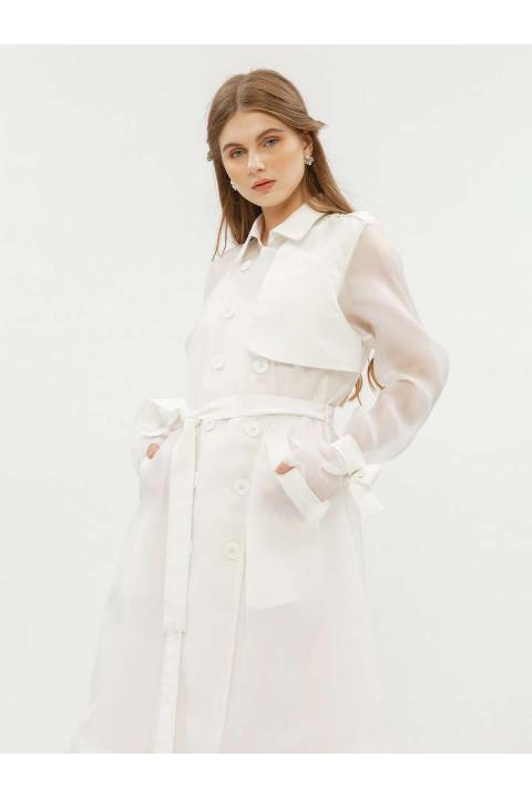 White Jackson Jacket